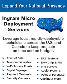 Ingram Micro Deployment Services