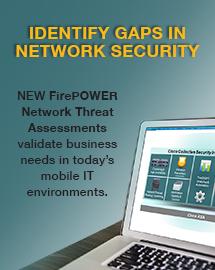 FirePOWER Network Threat Assessment